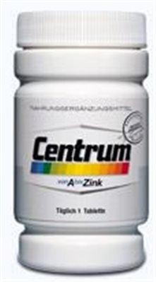 Centrum Vitamintabletten A-Zink + Lutein-180 Stück (180 ST)