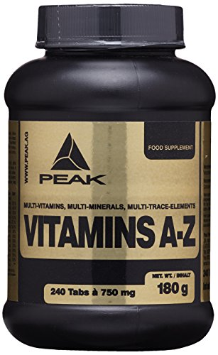 Peak Vitamins, 240 Tabletten