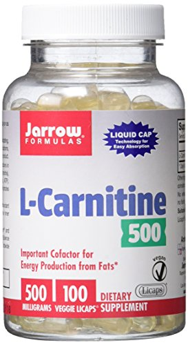 L-CARNITINE 500mg 100 Caplettes JR