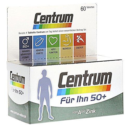 CENTRUM für Ihn 50+ Capletten 60 St