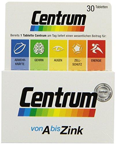 Centrum Zink 30 Stck., 1er Pack (1 x 37 g)
