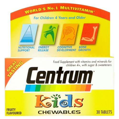 Centrum Kids Tablets Pack of 30