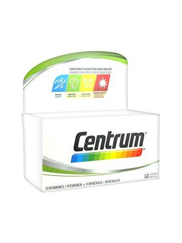 Centrum Food Supplement 60 Tablets