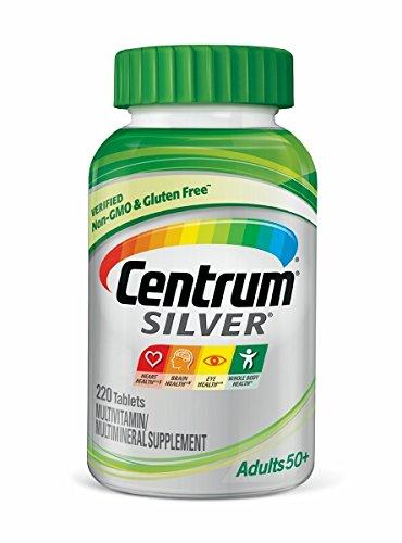 CENTRUM Silber vitaminergänzungspräparat