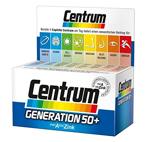 Centrum Generation 50+, 30 St. Tabletten