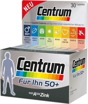 CENTRUM für Ihn 50+ Capletten 30St.