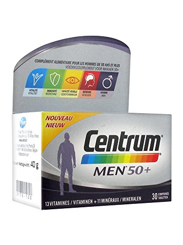 Centrum Men 50 + 30 Tabletten