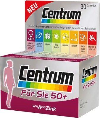 CENTRUM für Sie 50+ Capletten 30St.
